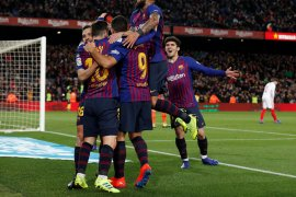 Real Madrid imbangi Barcelona di semifinal Piala Raja