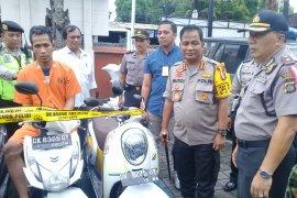 Residivis Curanmor di Denpasar Selatan ditembak petugas