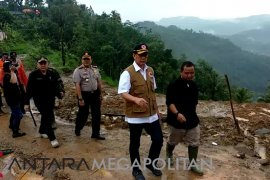 Kepala BNPB ajak masyarakat peduli lingkungan