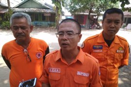 Ratusan warga Cibadak mengungsi akibat bencana