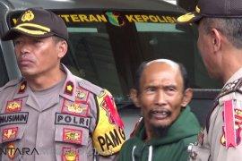 Lansia mengaku Tuhan ditangkap di Sukabumi