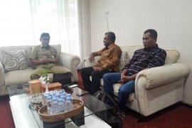 LKBN ANTARA Kaltim Jajaki Kerja Sama Penyebaran Informasi Pembangunan Desa