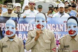 """WSJ soal Uighur cerminkan """"perang"""" AS-China"""