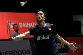 Ginting tersingkir pada perempat final Malaysia Masters