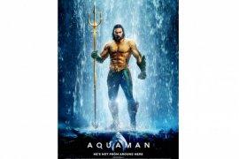 Aquaman masih berjaya di puncak box office