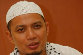 Ustad Arifin Ilham jalani perawatan di RS Ciptomangunkusumo