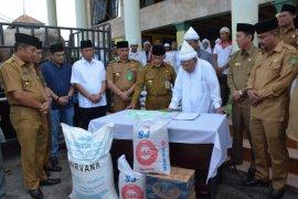 Bupati Langkat bantu HUL Ke-95 Tuan Guru Babussalam