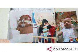 Pemkab Nagan Raya bantu keluarga bayi kembar di Malaysia