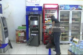 Polres Madiun Kota Tangani Kasus Percobaan Pembobolan ATM