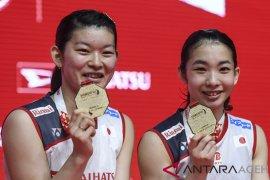Ganda putri Jepang Misaki/Ayaka juara Indonesia Masters