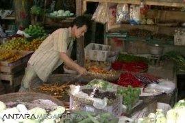 Harga cabai di Kota Sukabumi turun