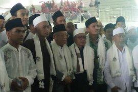 Ma'ruf Amin sebut tiga pertimbangan jadi cawapres Jokowi
