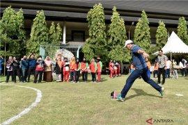 Turnamen futsal meriahkan HUT ke-62 Provinsi Jambi
