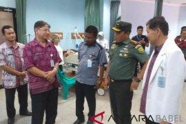 Korem 045/Gaya-RSUD Ir Soekarno gelar baksos operasi bibir sumbing