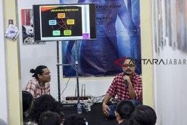 Diskusi foto jurnalisme di era digital