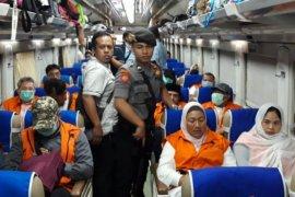 KPK gunakan kereta untuk bawa 12 anggota DPRD Malang