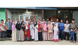 Warga Asal Pasaman Sumatera Barat Di Lampung Bentuk IKPB