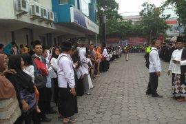 Jokowi Bertemu Generasi Milenial Tulungagung