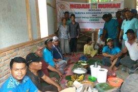 Karang Taruna Simalungun rehab rumah warga kurang mampu