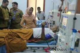 Siap Layani Delapan Pasien Cuci Darah Perhari