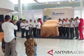 Toyota luncurkan New Avanza dan Veloz di Aceh