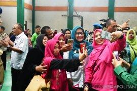 Bupati Bogor janji perbaiki infrastruktur wilayah Cileungsi