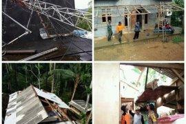 Sejumlah Rumah di Trenggalek Rusak Diterjang Puting Beliung