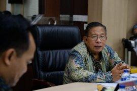 OJK sosialisasikan pasar modal terpadu 2019 di Bali