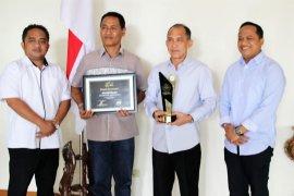 Pemprov Maluku raih penghargaan APPSI Gubernur Award
