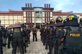 Polda Papua Barat bangun puluhan rumah dinas
