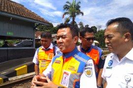 KA-Pangrango Bogor-Sukabumi beroperasi kembali Jumat
