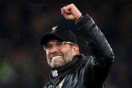 Klopp minta Liverpool boleh berharap hanya saja jangan terbuai