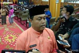 Ketua DPRD sampaikan maaf di paripurna HUT Provinsi Jambi