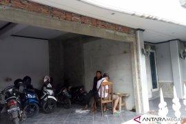 Rumah Ketua KPK tengah direnovasi saat diteror