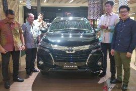 Toyota mulai pasarkan New Avanza di Sumut