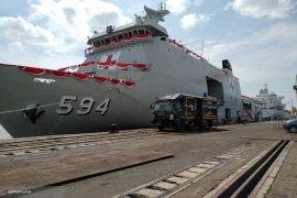 TNI AL Berencana Kembali Pesan Kapal Rumah Sakit Ke PAL (Video)