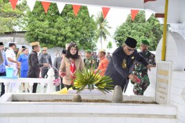 Pemprov Gorontalo akan pugar Makam pahlawan nasional Nani Wartabone