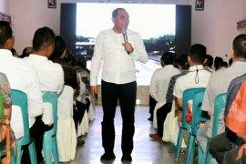 Gubernur Sumut nilai dana desa belum dimanfaatkan dengan maksimal