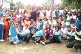 Puan: Jokowi-Ma'ruf jadikan kaum ibu tulang punggung kemenangan di Pilpres