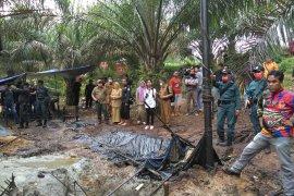 Dinkes lakukan inspeksi kesehatan lingkungan di kawasan illegal drilling