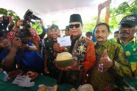 South Kalimantan is preparing a national durian festival
