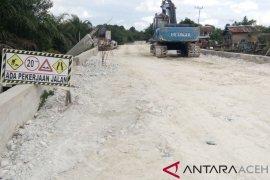 Masyarakat kecewa jalan Singkil - Teluk Rumbia baru 40 persen