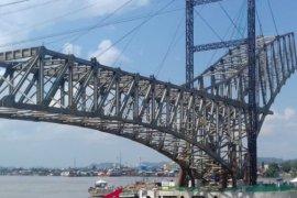 Jembatan Mahkota IV Ditargetkan Rampung Februari