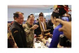 Gubernur Ridho Apresiasi Kesuksesan Penyelenggaraan Bulan Bakti Karang Taruna Tingkat Nasional 2019