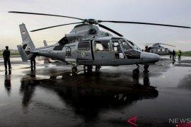 Pusat Penerbangan AL terima lima unit helikopter dan satu pesawat