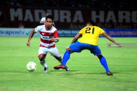 Madura United Bekuk Sriwijaya FC Lima Gol Tanpa Balas