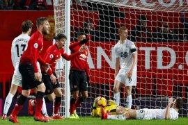 Kemenangan dari Solskjaer berakhir, MU ditahan Burnley 2-2