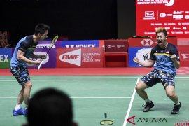 Taklukkan Han-Zhou, Minions ke semifinal Badminton Asia Championships