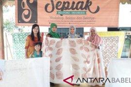 Dekranasda Babel kunjungi para pengrajin cual Belitung