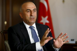 "Turki berkapasitas untuk menciptakan ""zona aman"" di Suriah sendiri"